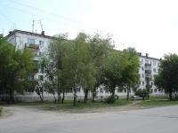 Чапаевск, улица Строительная, дом 8. многоквартирный дом