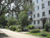 Chapaevsk, Stroitelnaya st, house 8. Apartment house
