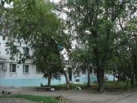 恰帕耶夫斯克市,  , house 10. 公寓楼