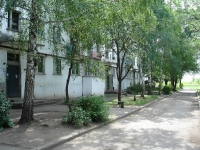 Chapaevsk, Stroitelnaya st, house 18. Apartment house