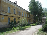 Chapaevsk, Terasov st, house 1. Apartment house