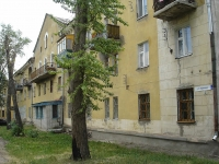 Chapaevsk, Terasov st, house 3. Apartment house