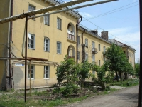 Chapaevsk, st Terasov, house 4. Apartment house