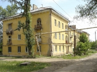Chapaevsk, Terasov st, house 4. Apartment house