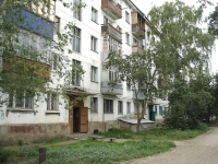 Chapaevsk, Frunze st, house 8. Apartment house