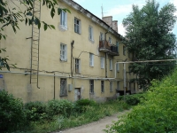 Chapaevsk, Frunze st, house 10. Apartment house
