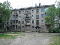 Chapaevsk, Frunze st, house 12. Apartment house