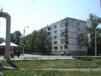 neighbour house: st. Kharkovskaya, house 10. Apartment house