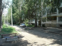 Chapaevsk, Kharkovskaya st, house 10. Apartment house