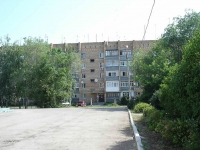 Chapaevsk, Kharkovskaya st, house 16. Apartment house