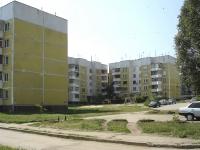 Chapaevsk, Khersonskaya st, house 3. Apartment house