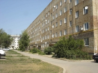 Chapaevsk, Khersonskaya st, house 6. Apartment house