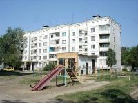 Чапаевск, улица Херсонская, дом 13. многоквартирный дом