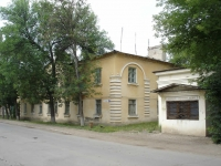 Chapaevsk, Chapaev st, house 3. Apartment house