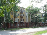 neighbour house: st. Chapaev, house 8. Apartment house
