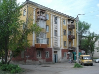 Chapaevsk, Chapaev st, house 8. Apartment house