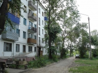 neighbour house: st. Chapaev, house 11. Apartment house