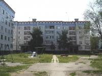 Чапаевск, улица Черняховского, дом 2. многоквартирный дом