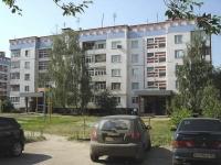 Чапаевск, улица Черняховского, дом 4. многоквартирный дом
