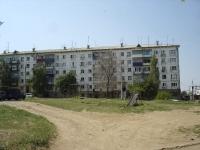Chapaevsk, Shchors st, house 3. Apartment house