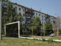 Chapaevsk, Shchors st, house 3. Apartment house