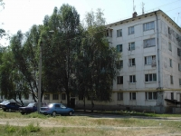 Chapaevsk, Shchors st, house 5. Apartment house