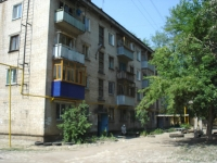 Chapaevsk, Shchors st, house 25. Apartment house