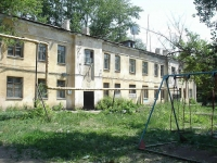 Chapaevsk, Shchors st, house 26. Apartment house