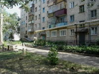 Chapaevsk, Shchors st, house 94. Apartment house