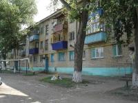 Chapaevsk, Shchors st, house 103. Apartment house