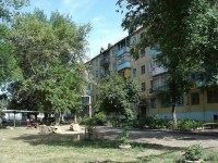 Chapaevsk, Shchors st, house 104. Apartment house