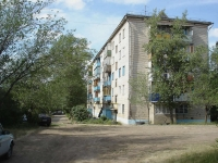 Чапаевск, улица Щорса, дом 112. многоквартирный дом