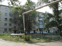 Chapaevsk, Shchors st, house 115. Apartment house