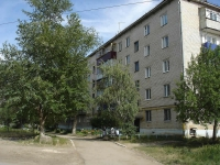Chapaevsk, Shchors st, house 116. Apartment house