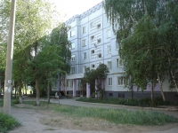 Chapaevsk, Shchors st, house 124. Apartment house