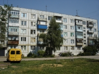 Chapaevsk, Yaroslavskaya st, house 7 с.1. Apartment house