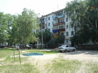 Chapaevsk, Yaroslavskaya st, house 18. Apartment house