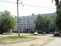 Chapaevsk, Yaroslavskaya st, house 34. Apartment house