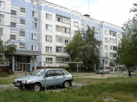 neighbour house: st. Sportivnaya, house 1. Apartment house