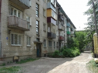 Chapaevsk, Sportivnaya st, house 2. Apartment house
