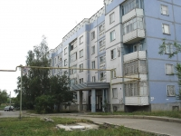 Chapaevsk, Sportivnaya st, house 3. Apartment house