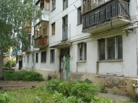 Chapaevsk, Sportivnaya st, house 4. Apartment house