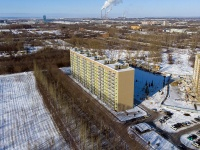 Togliatti, st Vysotsky, house 21. Apartment house