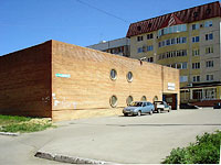 Togliatti, 40 Let Pobedi st, house 4. garage (parking)