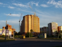 Togliatti, 40 Let Pobedi st, house 15А. Apartment house