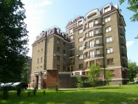 Togliatti, 40 Let Pobedi st, house 15Г. Apartment house