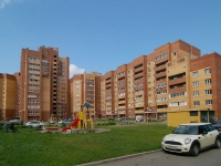 Togliatti, 40 Let Pobedi st, house 17. Apartment house