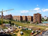 Тольятти, улица 40 лет Победы, дом 48. многоквартирный дом