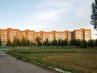 Togliatti, 40 Let Pobedi st, house 48. Apartment house