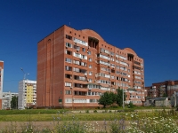 Togliatti, 40 Let Pobedi st, house 56. Apartment house